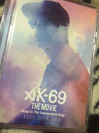 AK-69 DVD