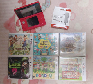 3DS本体&ソフトセット