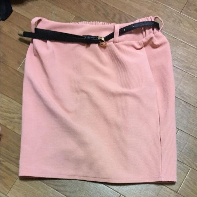 スカート 新品 ピンク - フリマアプリ&サイトShoppies[ショッピーズ]