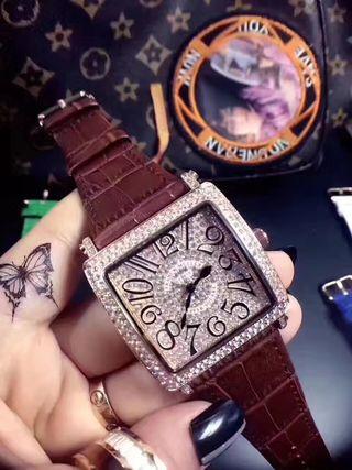 大人気 FRANCK MULLER 腕時計 国内発送