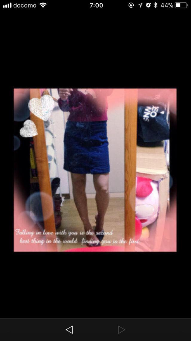 リップの美ラインタイトスカート!