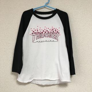 x-girl×THRASHER コラボTシャツ 110cm