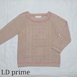 LD prime*ラインセーター