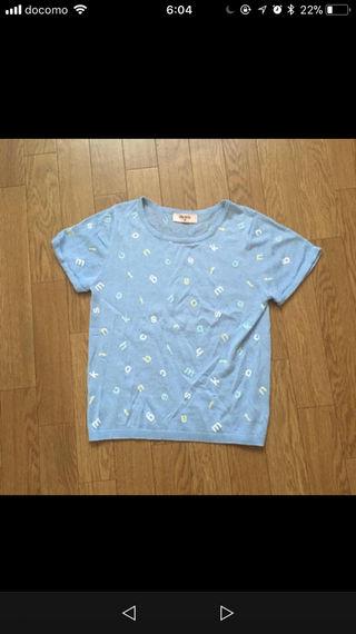 美品!titty&coのTシャツ!