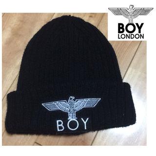 BOY LONDON ニット帽 ボーイロンドン ニット 帽子