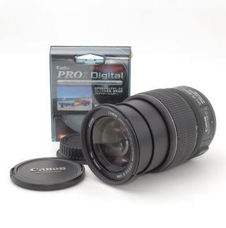 使用感の少ない広角レンズCanon 15-85 IS