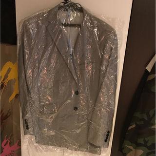 スーツ 夏用 クリーニング済み 即購入可