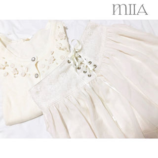 *MIIA*ミニスカート*
