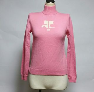【courreges21】可愛いキレイめセーター!