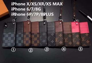 iPhone用ケース カバンー 多色選択 l74