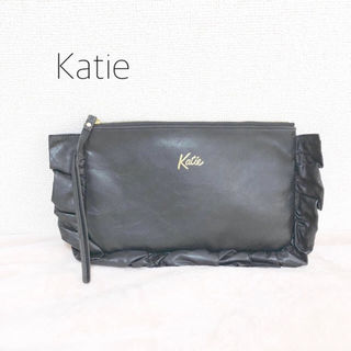 【送料無料】Katie クラッチバッグ ゆめかわいい