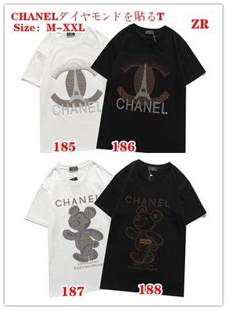 2021新品高質人気Tシャツ男女兼用 2着7480円!