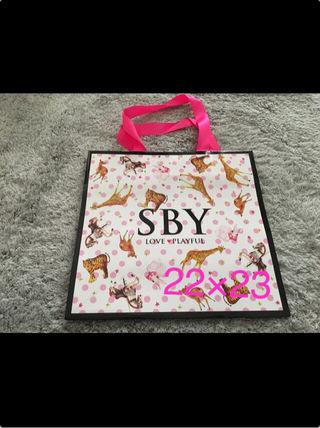 SBY ショップ袋