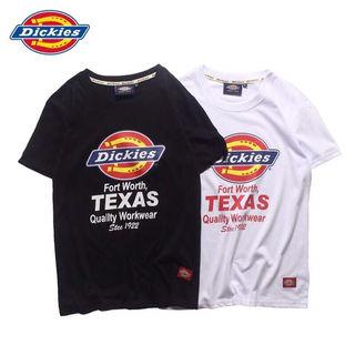 二枚セット  ディキーズ 男女兼用  tシャツ