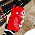 送料無料 人気 ガラス iPhoneケース カバー