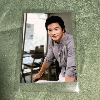 クォン・サンウ 写真