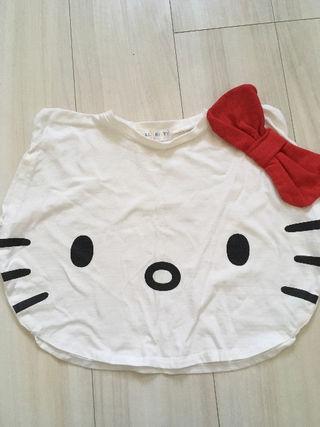 キティTシャツ