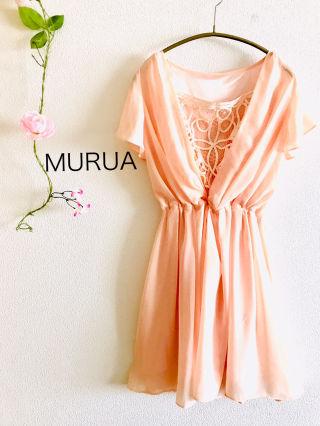 新品 MURUA ムルーア ワンピース