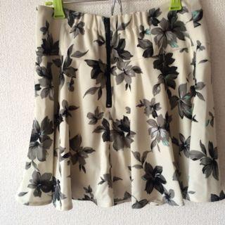 Heather キュロットスカート