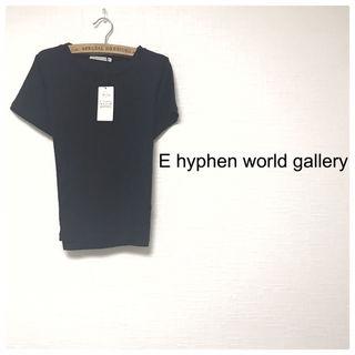 108E hyphen world gallery 黒