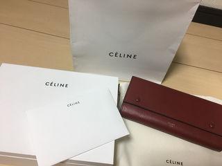 CELINE*定価84250円