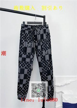 【佐川発送】新作半袖コットンカジュアルパンツ
