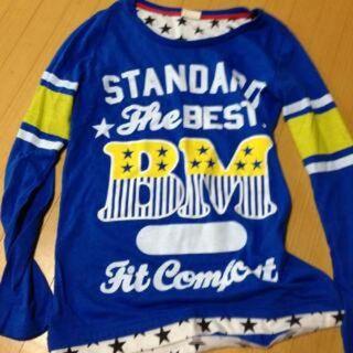 bluemoonblue シャツ