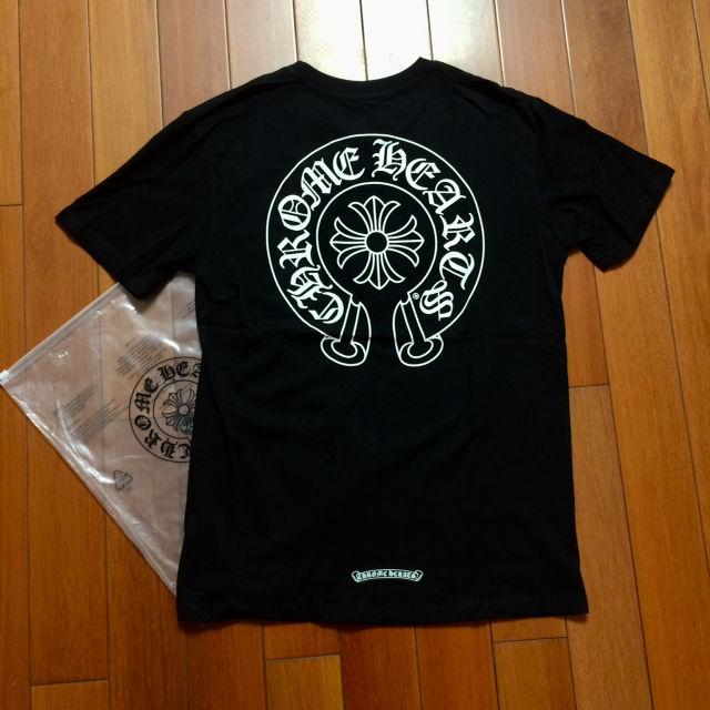 サイズXL黒  クロム八ーツ Tシャツ(A.P.C(アーペーセー) ) - フリマアプリ&サイトShoppies[ショッピーズ]