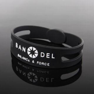 bandel(バンデル)ブレスレット黒