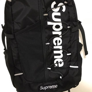 superme 17ss Backpack リュック