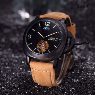 高品質 PANERAI 人気 機械腕時計