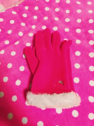キティちゃん手袋新品