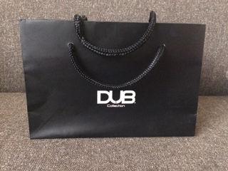 DUB ショップ袋