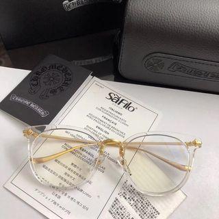 クロムハーツ紫外線カットメンズレディースメガネ サングラス