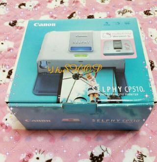 Canon キティちゃんプリンター&用紙とインク セット