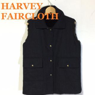 HARVEY FAIRCLOTH★ウールベスト