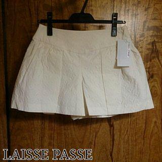 LAISSE PASSE*ショートパンツ