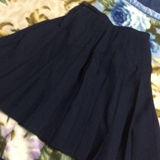 某T中学 スカート 紺