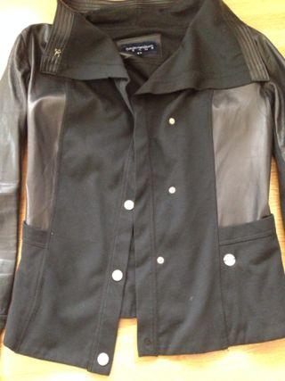 EMPORIO ARMANIのライダースジャケット