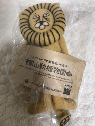 東山動物園と、花井裕介さんコラボの縫いぐるみ!