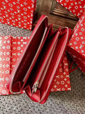 カップルに大人気!経典的な美品 長財布 2色アリ