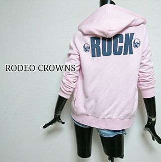 RODEO CROWNS*パーカー