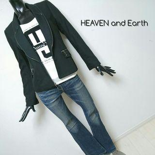 HEAVEN and Earth*ジャケット
