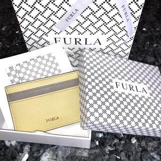 FURLA フルラ カードケース 定期入れ 名刺入れ
