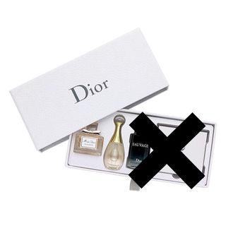 Dior ミニサイズ 香水