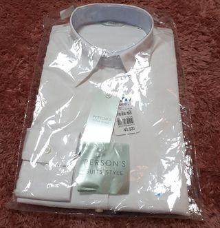 PERSON'S新品 ワイシャツ 7号