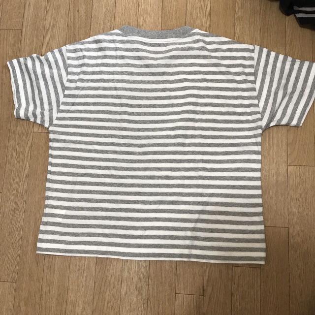 coenボーダーTシャツ