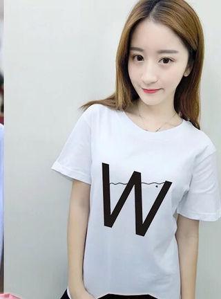 KPOPアイドル着用Tシャツ