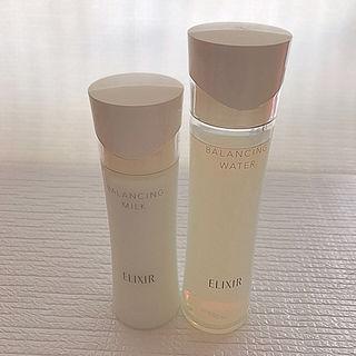 ほぼ未使用エリクシールルフレ 化粧水・乳液