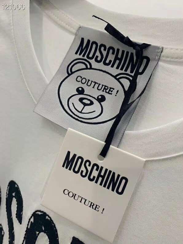 モスキーノ MOSCHINO レディース 半袖Tシャツ
